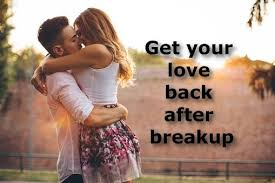 Ex love back in your life